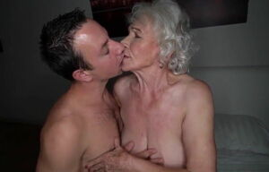 I  Have an affair with my grandmother
