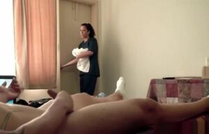 Motel Maid Caught Him Draining And..