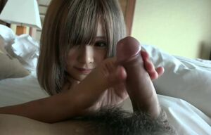 Asian young woman Ena 3