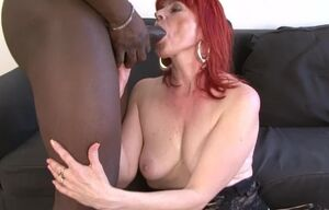 Mature Chick Multiracial Hard-core..