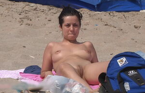 Naked Beach spy 2