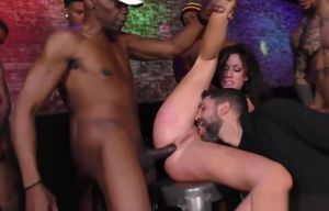 Big black cock  cuckolds beau by..