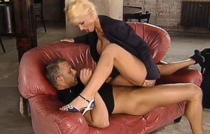 Stunning fuck-fest tweak Blondie..