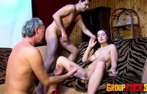 Gang Pound Website - Melissa Ebony..
