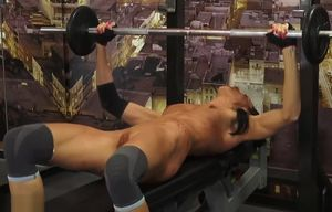 Queensnake - HARDBODY gym caning and..