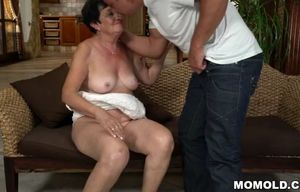 Mature gal getting boinked by the much..