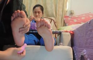 asian schoolgirl soles