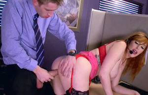 Lauren Phillips & Danny D in Stick To..