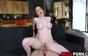 Phat funbags Cougar Jessa Rose got her..