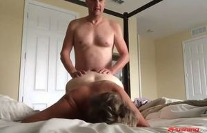 Mommy porked by  in all fuck-holes