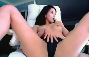 Scorching KOREAN Blowjob Clean IN Taut..