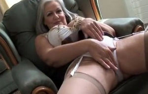 Greatest Homemade vid with Stockings,..