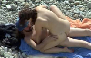 Beach Lovemaking Inexperienced #14