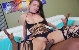 Aidra Fox Ravenous for Big black cock