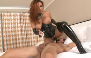 Princess Megan jones - Slit plow with..