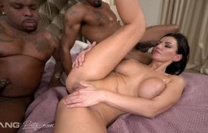 Pretty and moist becky bandini handled..