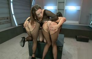 Dana Vespoli, Chanel Preston and Eva..