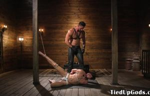 Muscle domination & submission dom..