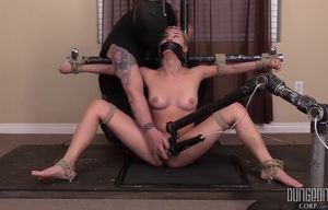 Amateur, blonde, bondage, fetish, xxx