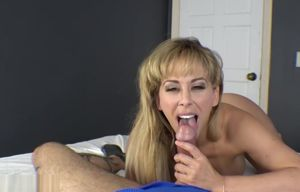 Joy Orgy at Home with Cherie DeVille -..